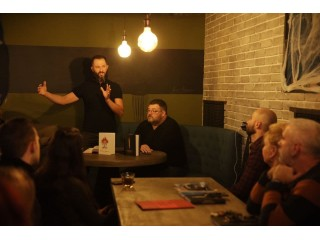 В Києві відбулася подвійна презентація книг Видавництва Орієнтир